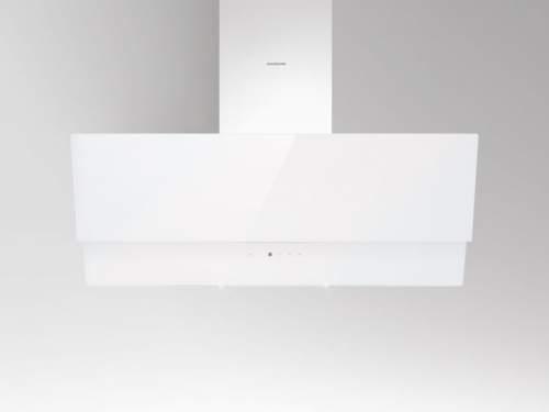 Silverline Zenith 90 cm Weißglas - ZEW 900 W