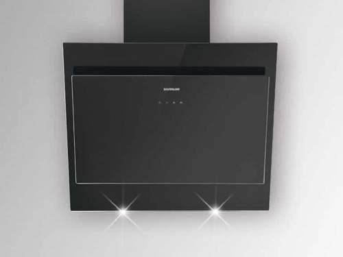 Silverline Indira 60 cm Schwarzglas- IDW 600 S