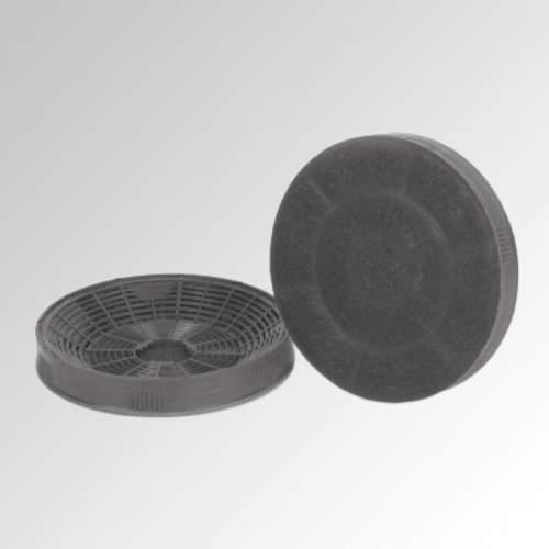 Silverline Aktivkohlefilter AF 100 (1 Paar)