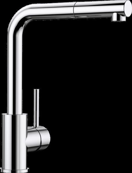 Blanco - Hochdruck Küchenarmatur Mila S - 519810