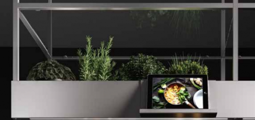 Falmec Indoor Gartenset 102131 für Inselhaube Spazio